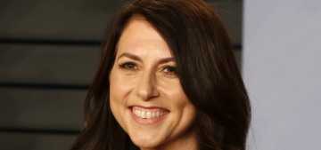 MacKenzie Bezos pledges to give half of her $36 billion fortune to charity