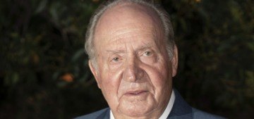 King Juan Carlos is retiring from public life, five years after his abdication
