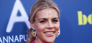Busy Philipps: Something 1/2 the population experiences monthly shouldn't be taboo