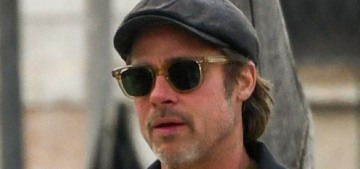 Brad Pitt missed Shiloh's 13th birthday to hang out with 'friends' in Venice