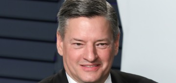 Netflix's Ted Sarandos will 'rethink' filming in Georgia if the abortion ban is implemented