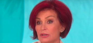 Sharon Osbourne has her next surgery booked: 'In September, I will have a new face'