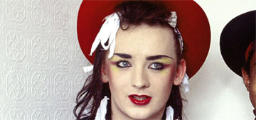Boy George is the next singer to get the biopic treatment