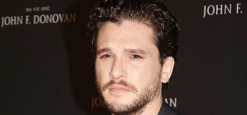 Kit Harington has 'nothing but pride for his decision' to enter rehab