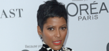Tamron Hall felt hopeless doing IVF in her 40s, said everything looked gray