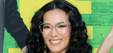 Ali Wong's friends from college 'could give two sh-ts about what I do'