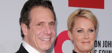 Are Sandra Lee & Gov. Andrew Cuomo breaking up or just downsizing?