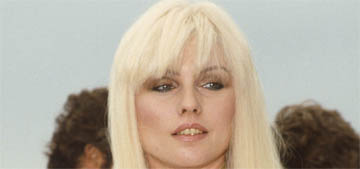 Debbie Harry has a new autobiography coming out called 'Face It'