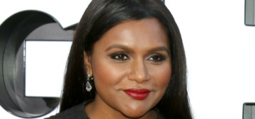 Mindy Kaling: 'White guys were the ones who hit on me, Indian men didn't'