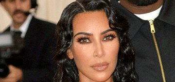 Kim Kardashian went to San Quentin to visit a man on death row