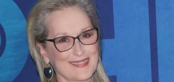 Meryl Streep doesn't think toxic masculinity is a thing because women can be toxic too