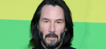 Keanu Reeves is allegedly in talks to join Angelina Jolie in 'The Eternals'