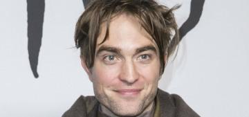 Robert Pattinson's millennial Batman will solve crimes like a noir detective, okay?