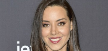 Aubrey Plaza: 'I have a pretty high tolerance for public humiliation, I kind of get off on it'