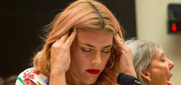 Busy Philipps testifies for Congress: Why is it brave to reveal a medical procedure?