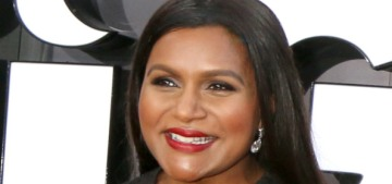 Mindy Kaling: 'You have to make your imprint and get your coin, frankly'