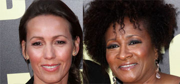 Wanda Sykes buys her wife jewelry when she gets offended by her jokes