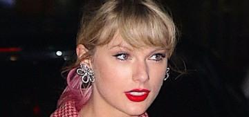Taylor Swift & Joe Alwyn went on a double-date with Robert Pattinson & Suki
