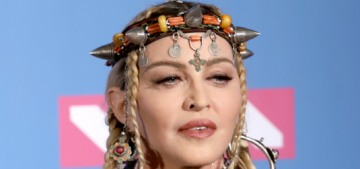 Madonna's NYT profile is amazing: 'We are a marginalized group, women'