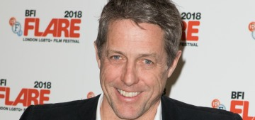 Hugh Grant on what people don't know about him: 'How nasty I am… I'm vile, really'
