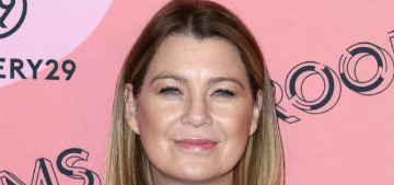 Ellen Pompeo: The first 10 years on Greys it was a toxic work environment