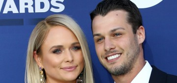 Miranda Lambert refers to her stepson as 'our adorable little nugget'