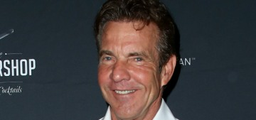 Dennis Quaid, 65, broke up with his 32-year-old girlfriend, is now dating a 26-year-old