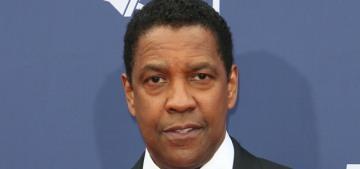Denzel Washington received his AFI Lifetime Achievement Award last night