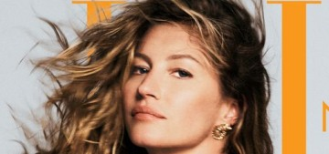 Gisele Bundchen's charity is responsible for planting 40,000 trees in Brazil