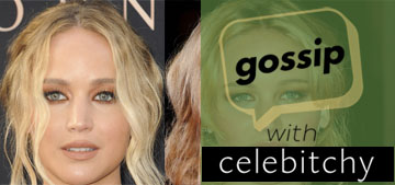 'Gossip with Celebitchy' podcast #19: Why does Jennifer Lawrence look different?