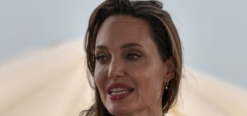 Angelina Jolie took a two-day UNHCR trip to Colombia to see Venezuelan refugees
