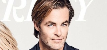 Chris Pine on 'MAGA': 'What period of history are we talking about? Jim Crow, slavery?'