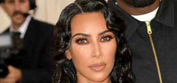 Kim Kardashian reveals a new look at 'Psalm Ye' West, is that really his middle name?