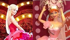 Paris Hilton's new perfume ad looks just like an I Love Lucy Barbie