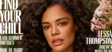 Tessa Thompson: 'It's a good thing I'm empathetic. Otherwise, I might be a sociopath'