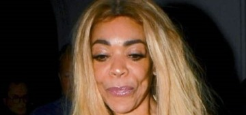 Wendy Williams on her 27-yr-old convict boyfriend: 'I'm a 54-year-old grown ass woman'