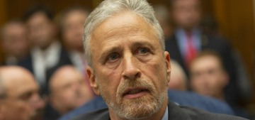 Jon Stewart tearfully blasts Congress's failure to support 9/11 first responders