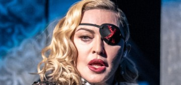 Madonna is struggling to sell out her smaller-venue 'Madame X' tour