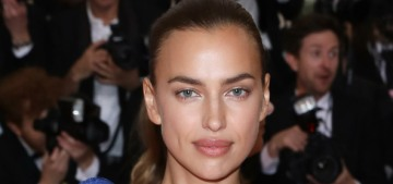 Irina Shayk & Bradley will 'keep spending time together as a family' for Lea's sake