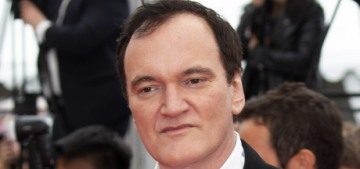 Quentin Tarantino confirms he'll do an R-rated, f-bomb-filled 'Star Trek' movie