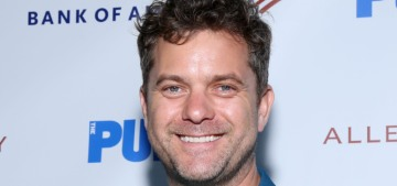 Joshua Jackson's relationship with Jodie Turner-Smith is 'heating up'