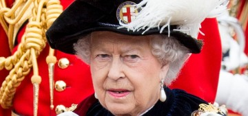 Queen Elizabeth made the Spanish & Dutch kings 'Stranger Knights of the Garter'