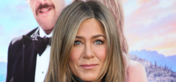 Jennifer Aniston: Steve Carell is a silver fox now