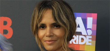 Halle Berry: dog training 'should be done gently and with love'