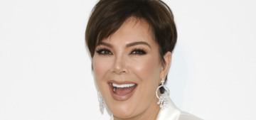 Would you spend $4700 on Kris Jenner's ugly, luxury massage chair?  Yes.