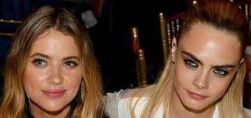 Cara Delevingne on why she 'came out' with Ashley Benson: 'I don't know… it is Pride'