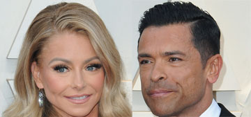 Kelly Ripa & Mark Consuelos' daughter was mortified to walk in on them getting busy