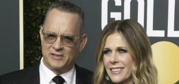 Tom Hanks & Rita Wilson go meat-free on Mondays to support Macca's Organization