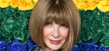 Anna Wintour approves of flip-flops, yet does not approve of 'casual' looks