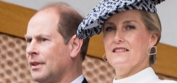 Prince Edward & Countess Sophie lowkey celebrated their 20th anniversary